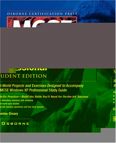 9780072225129: MCSE Windows(R) XP Professional Lab Manual