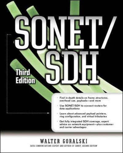 9780072225242: SONET / SDH