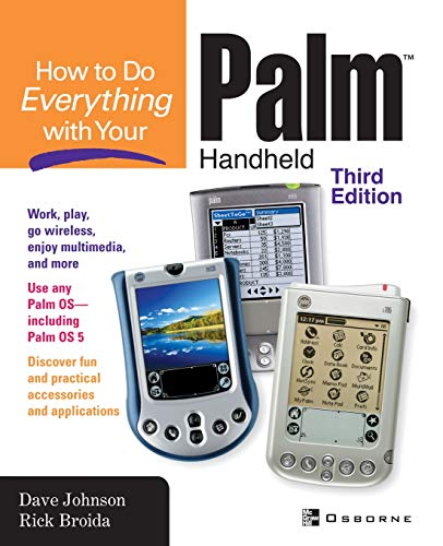 9780072225280: How to do Everything with Your Palm (TM) Handheld, Third Edition