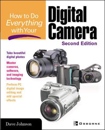 9780072225556: How to Do Everything with Your Digital Camera 2/e
