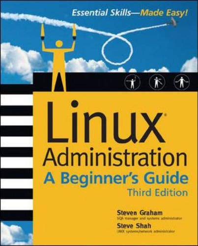 9780072225624: Linux Administration: A Beginner's Guide, Third Edition