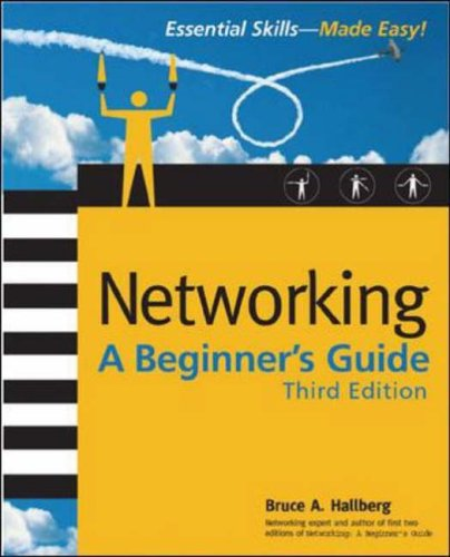 9780072225631: Networking: A Beginner's Guide