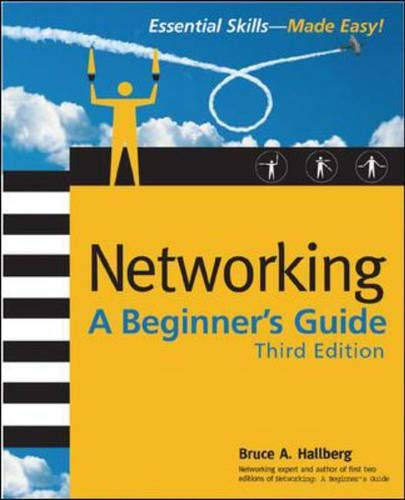 9780072225631: Networking: A Beginner's Guide, Third Edition