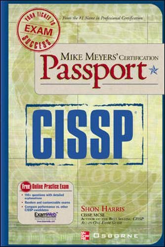 9780072225785: Mike Meyers' CISSP(R) Certification Passport