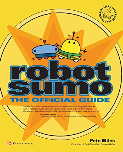 9780072226171: Robot Sumo: The Official Guide