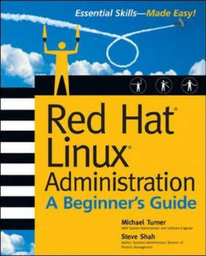 9780072226317: Red Hat Linux Administration: A Beginner's Guide (Beginner's Guide)