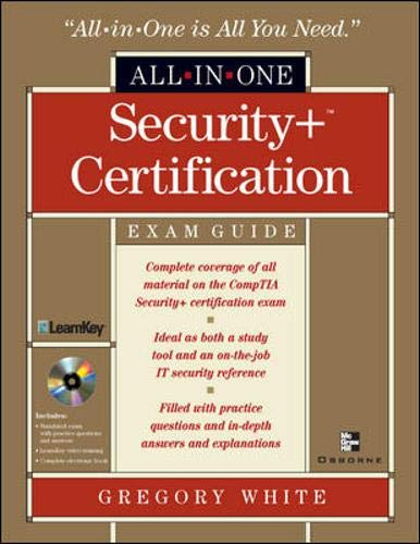 9780072226331: Security+ Certification All-in-One Exam Guide