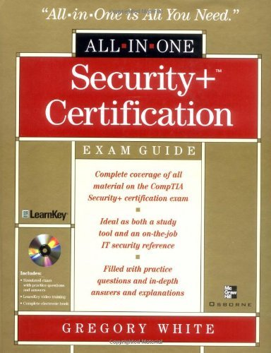 9780072226348: Security+ Certification All-In-One