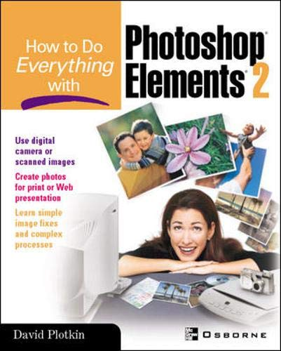 9780072226386: How To Do Everything with Photoshop(R) Elements 2