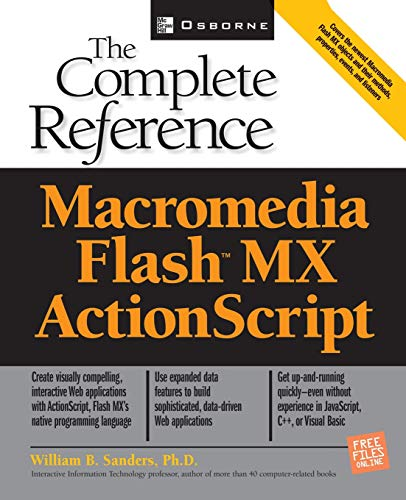 9780072226430: Macromedia Flash MX ActionScript: The Complete Reference
