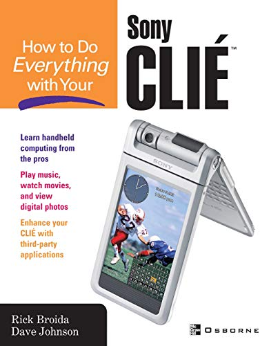 9780072226591: How to Do Everything with Your CLIE(TM)