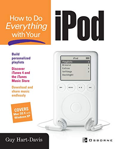 How to Do Everything with Your IPod