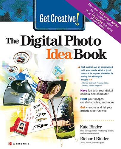 9780072227215: Get Creative! The Digital Photo Idea Book