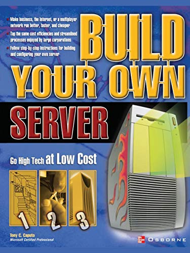 9780072227284: Build Your Own Server