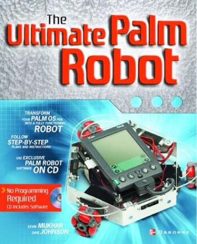 9780072228809: The Ultimate Palm Robot (Consumer)