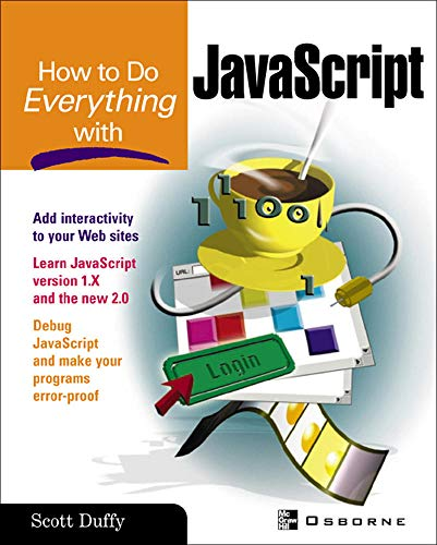 9780072228878: How to Do Everything with JavaScript