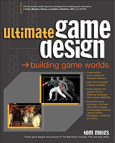 9780072228991: Ultimate Game Design: Building Game Worlds (Programming & Web Development - OMG)