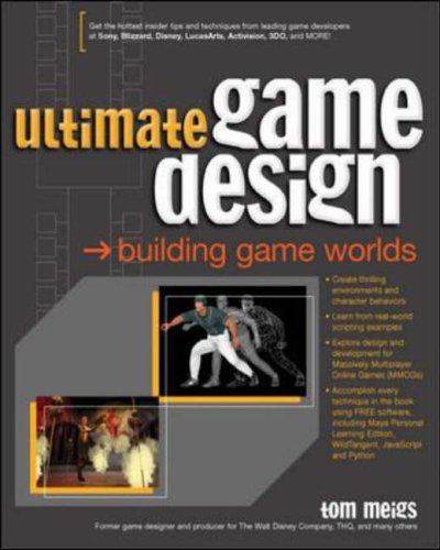 9780072228991: Ultimate Game Design: Building Game Worlds
