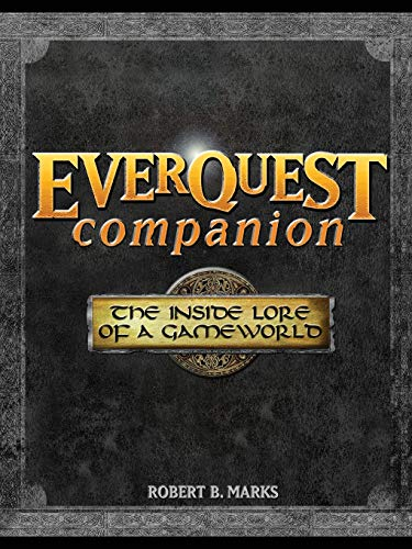 9780072229035: Everquest Companion: The Inside Lore of a Gameworld