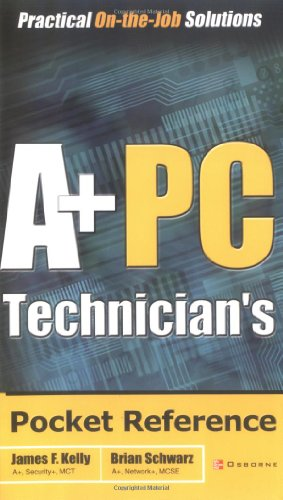9780072229059: A+ PC Technician's Pocket Reference