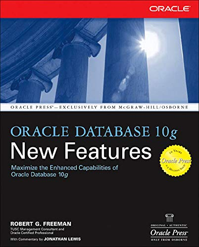 9780072229479: Oracle Database 10g New Features (Osborne ORACLE Press Series)