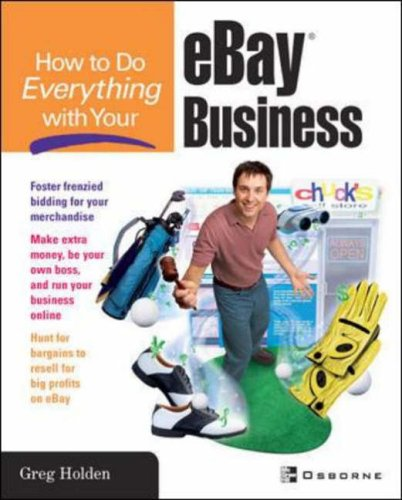 9780072229486: How to Do Everything with Your eBay Business