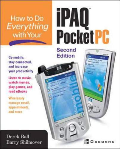 9780072229509: How to Do Everything with Your iPAQ Pocket PC