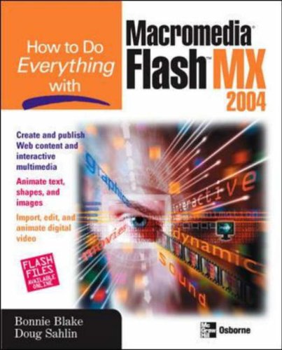 9780072229691: How to Do Everything with Macromedia Flash