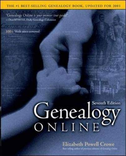 9780072229783: Genealogy Online, 7th Edition (Consumer)