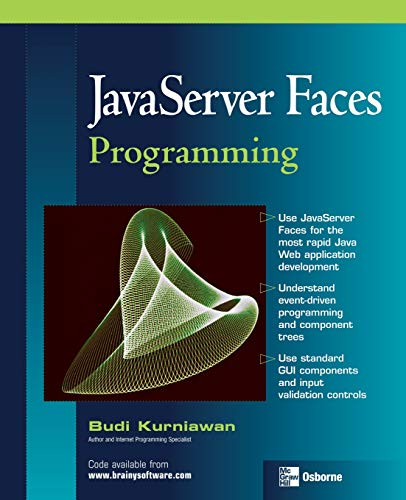 9780072229837: JavaServer Faces Programming