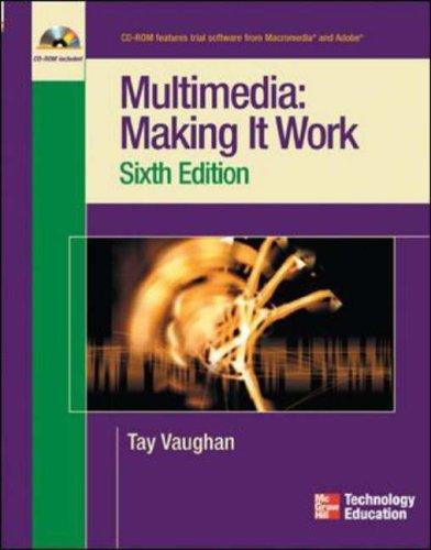 9780072230000: Multimedia: Making it Work (Education Series)