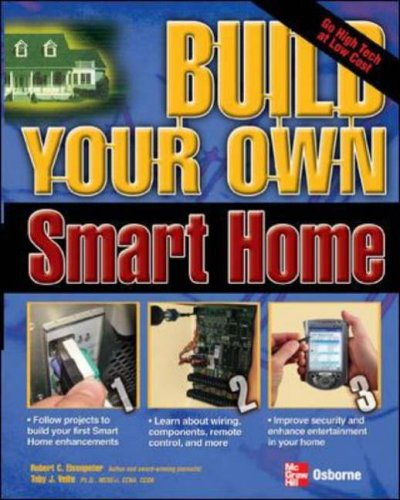 9780072230130: Build Your Own Smart Home (Build Your Own)