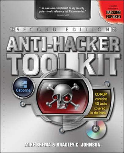 9780072230208: Anti-Hacker Tool Kit, Second Edition