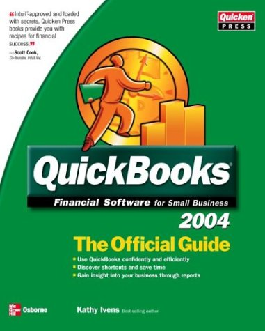9780072231397: QuickBooks 2004 The Official Guide