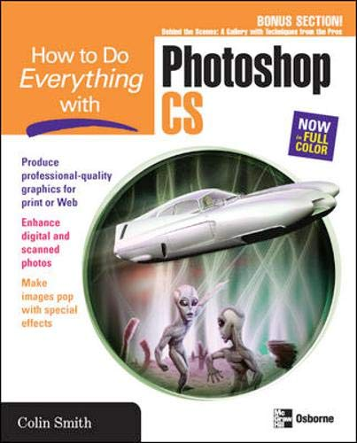9780072231434: How to Do Everything with Photoshop CS
