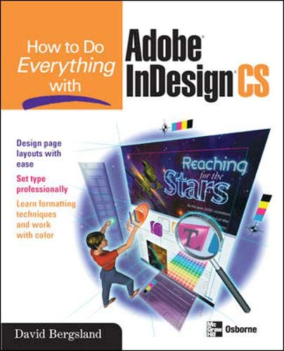9780072231533: How to Do Everything with Adobe InDesign CS