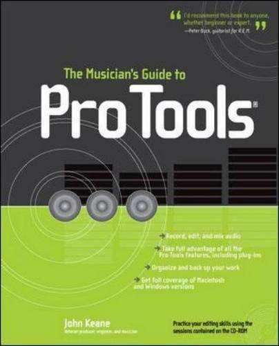 9780072231755: The Musician's Guide to Pro Tools