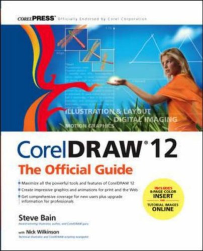 9780072231915: CorelDRAW 12: The Official Guide