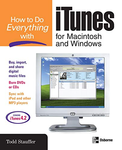 9780072231960: How to Do Everything with iTunes for Macintosh and Windows (How to Do Everything)