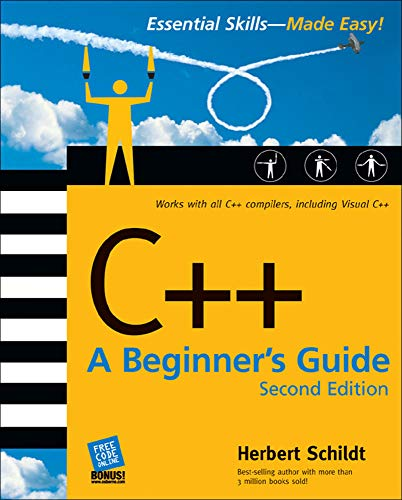 9780072232158: C++: A Beginner's Guide, Second Edition