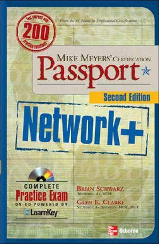 9780072253481: Network+ Certification Passport, Second Edition