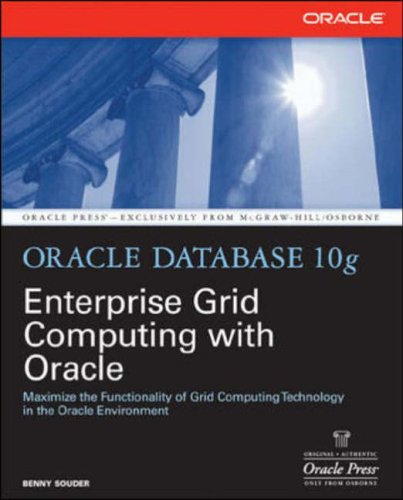 9780072253566: Enterprise Grid Comp with Oracle (Oracle Press)