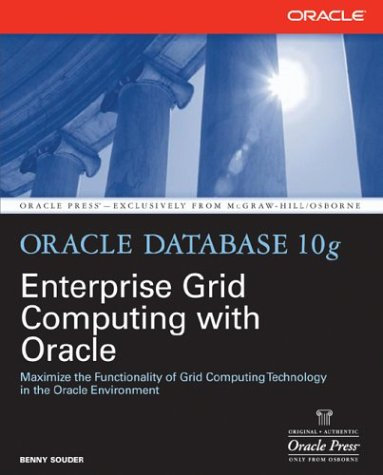 9780072253566: Enterprise Grid Computing with Oracle