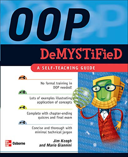 9780072253634: OOP Demystified