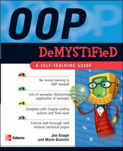 9780072253634: OOP Demystified: A Self-teaching Guide