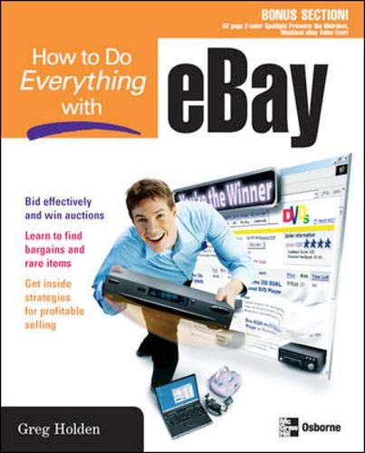 9780072254266: How to Do Everything with eBay (How to Do Everything)