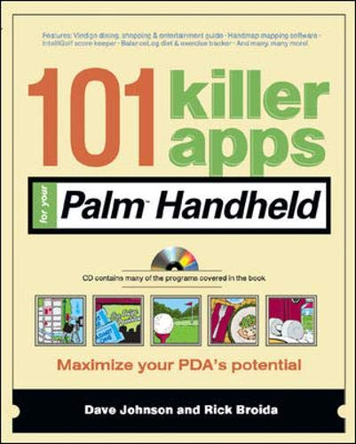 9780072254297: 101 Killer Apps for Your Palm Handheld (101 BestSeries)