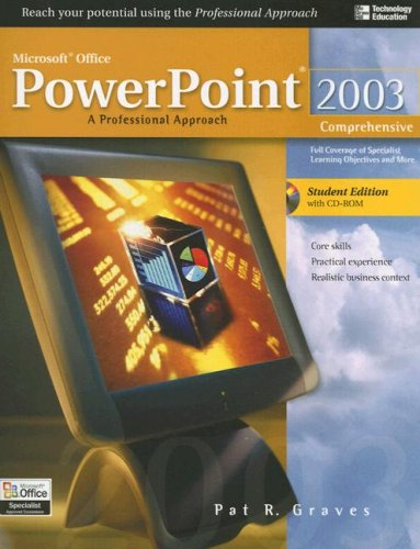 9780072254426: Microsoft Office Powerpoint 2003- Text Only