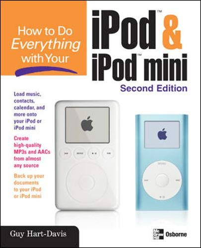 9780072254525: How to Do Everything with Your IPod and IPod Mini