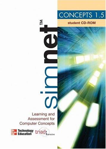 9780072254631: SimNet Concepts Release 1.5